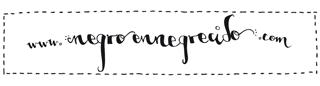 Negroennegrecido Logo