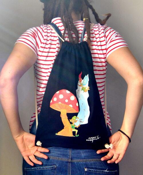 mochilas originales con dibujos diferentes y divertidos
