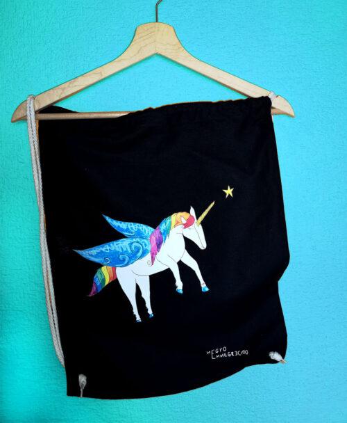 mochilas divertidas unicornio